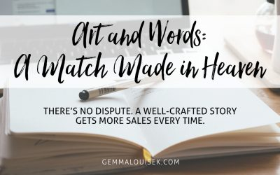 Art and Words: A Match Made in Heaven