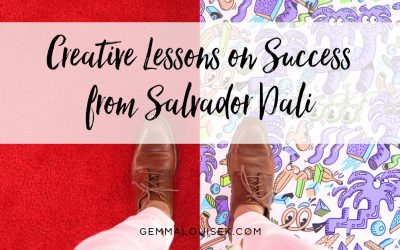 Creative Lessons on Success from Salvador Dali