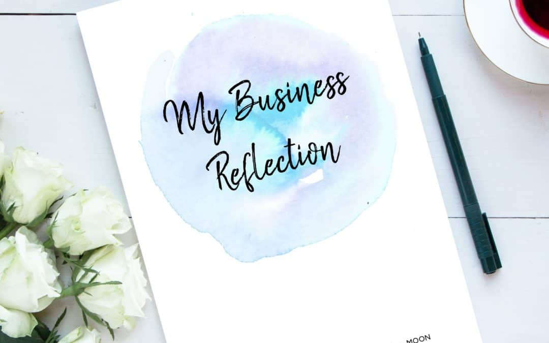 My Business Reflection